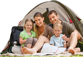 Find Campgrounds in USA
