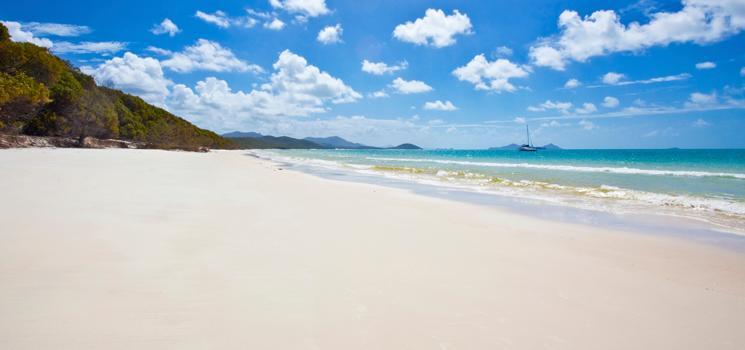 Whitsunday Island, Airlie Beach